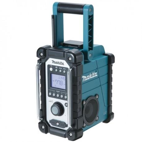 Akumulatorowy odbiornik radiowy 7,2 V - 18 V Makita DMR102