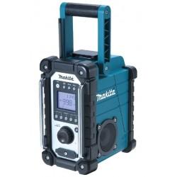 Akumulatorowy odbiornik radiowy 10,8 V - 18 V Makita DMR107