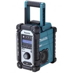 Akumulatorowy odbiornik radiowy 7,2 V - 18 V Makita DMR105
