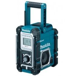 Akumulatorowy odbiornik radiowy (BLUETOOTH) 7,2 V - 18 V Makita DMR106