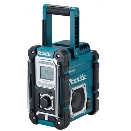 Akumulatorowy odbiornik radiowy (BLUETOOTH) 7,2 V - 18 V Makita DMR108
