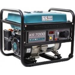 Agregat prądotwórczy benzyna KS7000