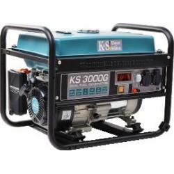 Agregat prądotwórczy benzyna KS3000G