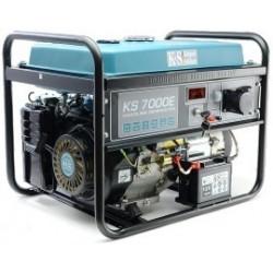 Agregat prądotwórczy benzyna-e KS7000E