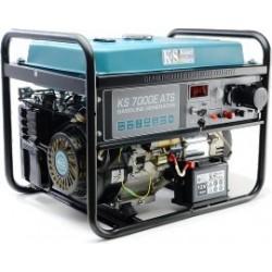 Agregat prądotwórczy benzyna-e-auto KS7000EATS