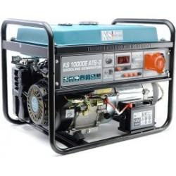 Agregat prądotwórczy benzyna-e-auto 3 fazy KS10000E3A
