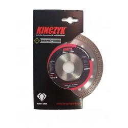 Tarcza diamentowa ceramic - super 125 mm Kinczyk