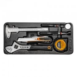 Zestaw narzędzi 6szt. Neo 84-245