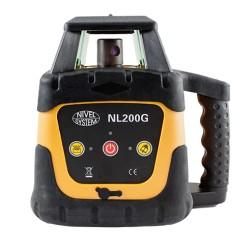 Niwelator laserowy NL200G Nivel System