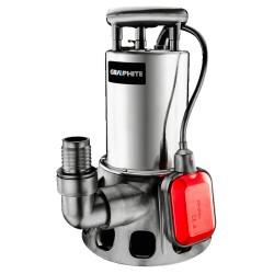 Pompa zanurzeniowa do wody brudnej 900W, WYDAJNOŚĆ 17 000 L/GODZ. 59G449 Graphite