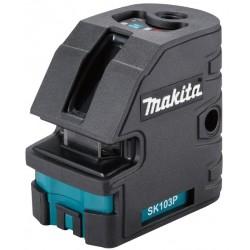 Laser krzyżowo-punktowy Makita SK103PZ