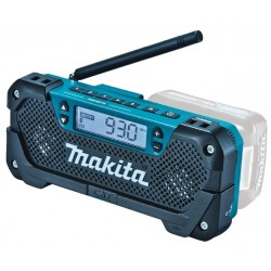 Akumulatorowy odbiornik radiowy 10,8V Makita MR052