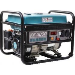 Agregat prądotwórczy benzyna KS3000