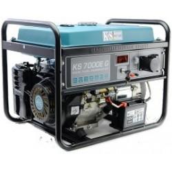 Agregat prądotwórczy benzyna KS7000EG