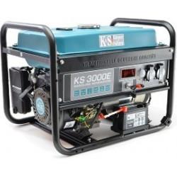 Agregat prądotwórczy benzyna-e KS3000E