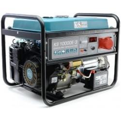 Agregat prądotwórczy benzyna-e 3 fazy KS10000E3