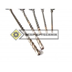 "Wiertło ""NEMESIS"" uchwyt SDS-PLUS 8x260mm Makita B-11807"
