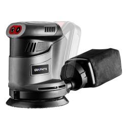 Akumulatorowa szlifierka mimośrodowa 125mm 18V Graphite 58G014