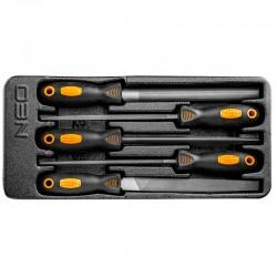 Zestaw pilników 5szt. Neo 84-244